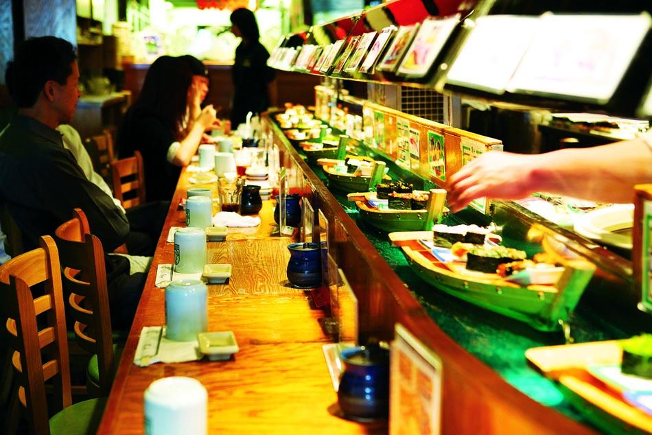 Dining-Sushi
