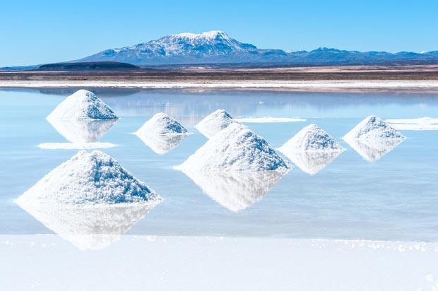 Salar de Uyuni Salt Flats, Bolivia, magical places