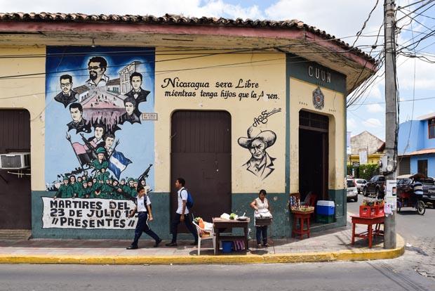 Nicaragua backpacking budget