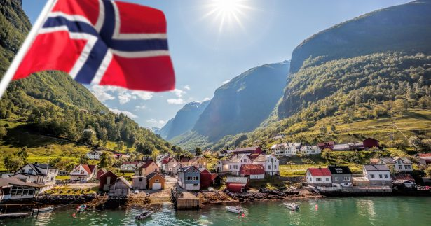 Image of The Jarlsberg Experience: Discovering the Beauty of Norway through Cheese
