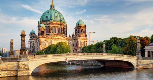 Image of Berlin, Germany: Top 5 Things To Visit For The Traveling Architechture Lover