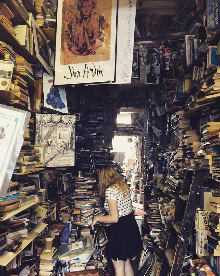Bournemouth bookshop