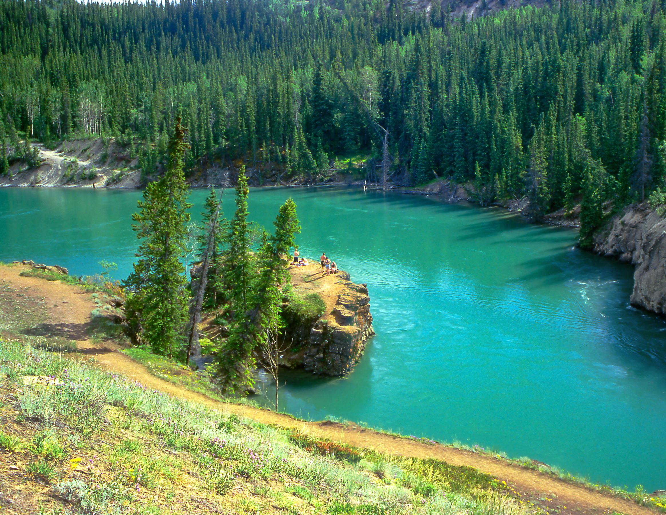 Canada 150 Yukon River