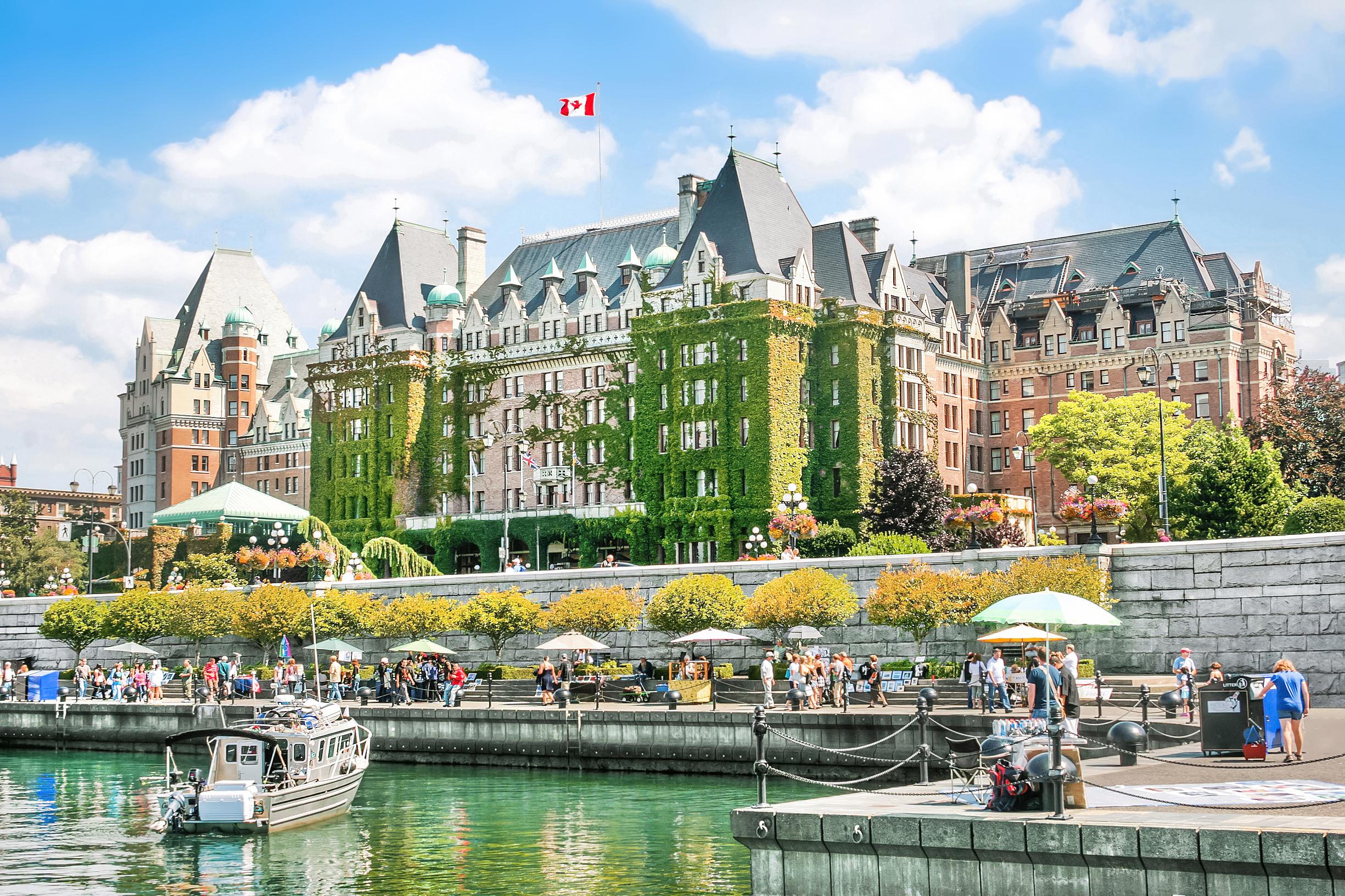 Canada 150 Victoria
