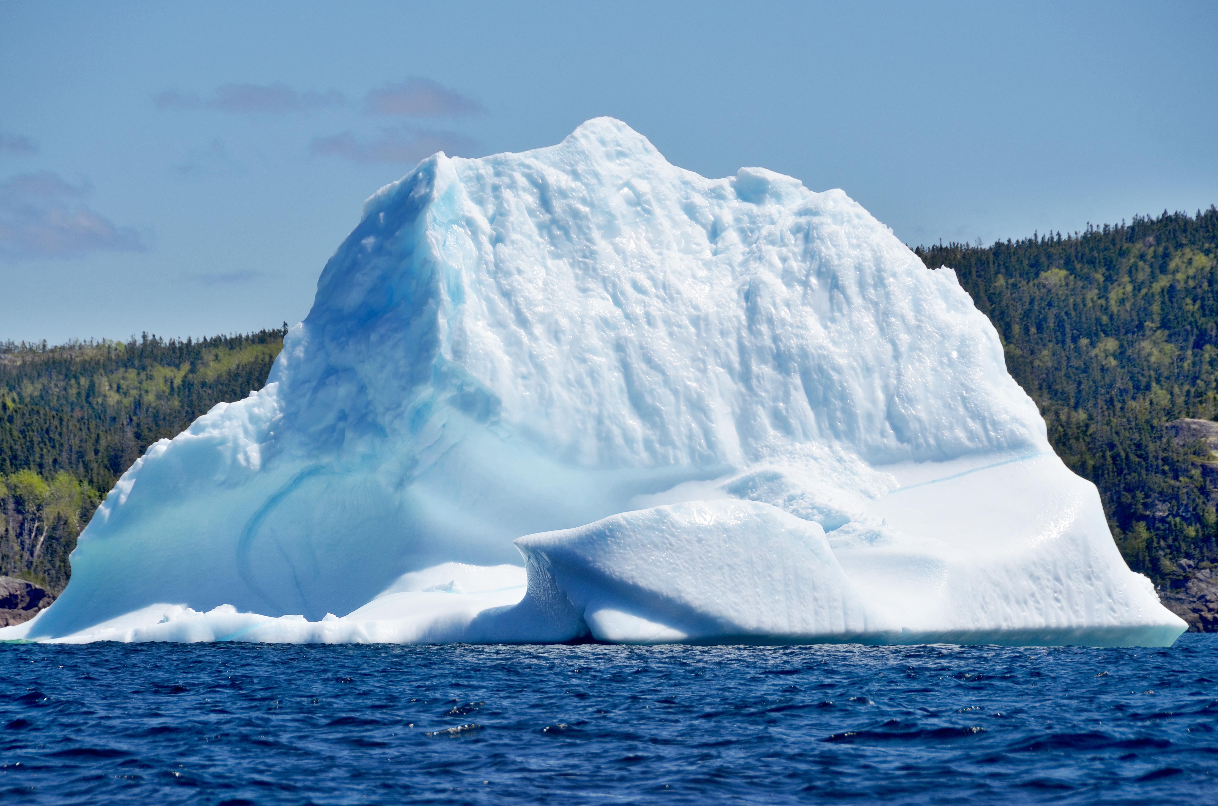 Canada 150 Iceberg
