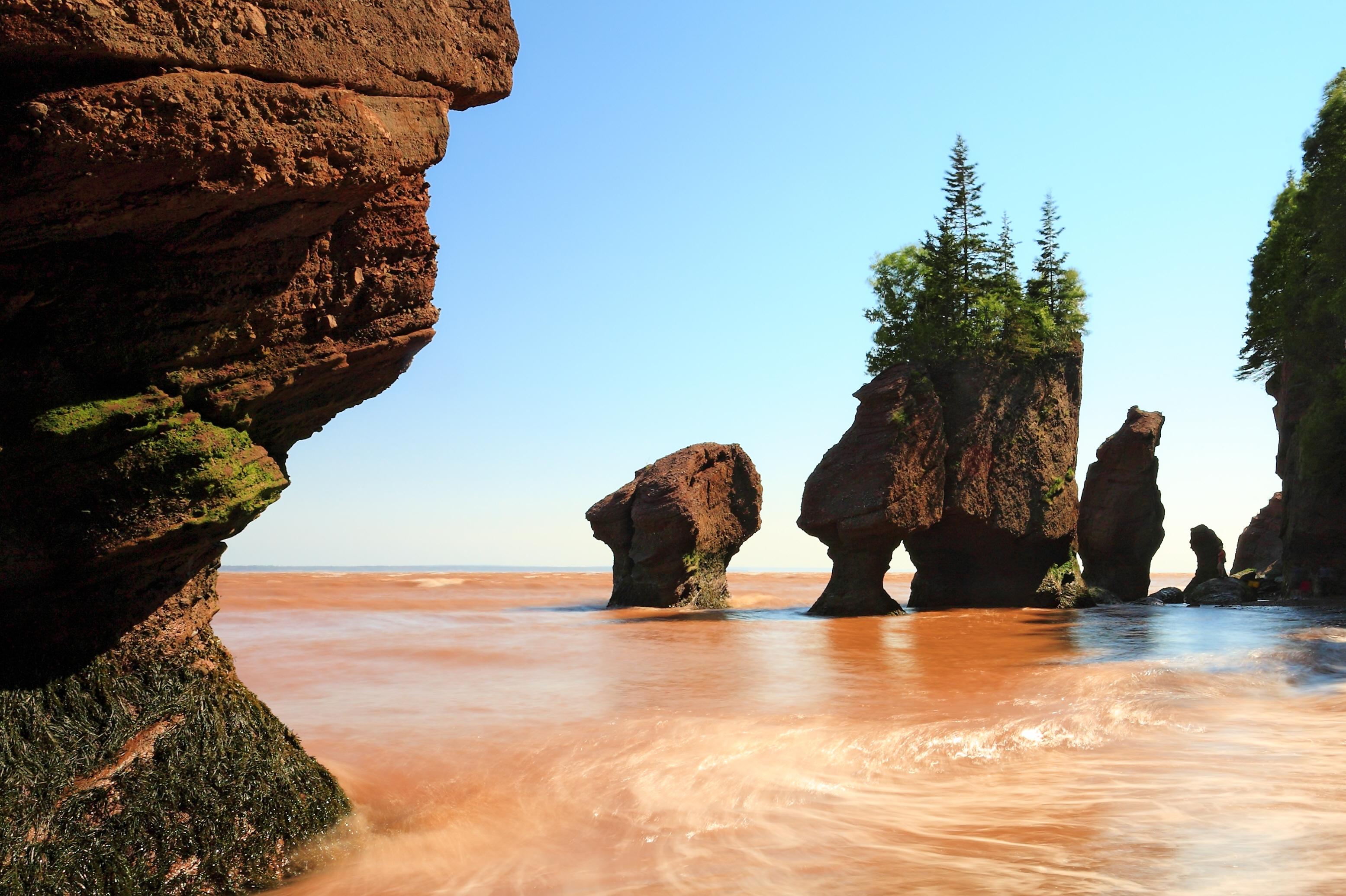 Canada 150 Hopewell Rocks