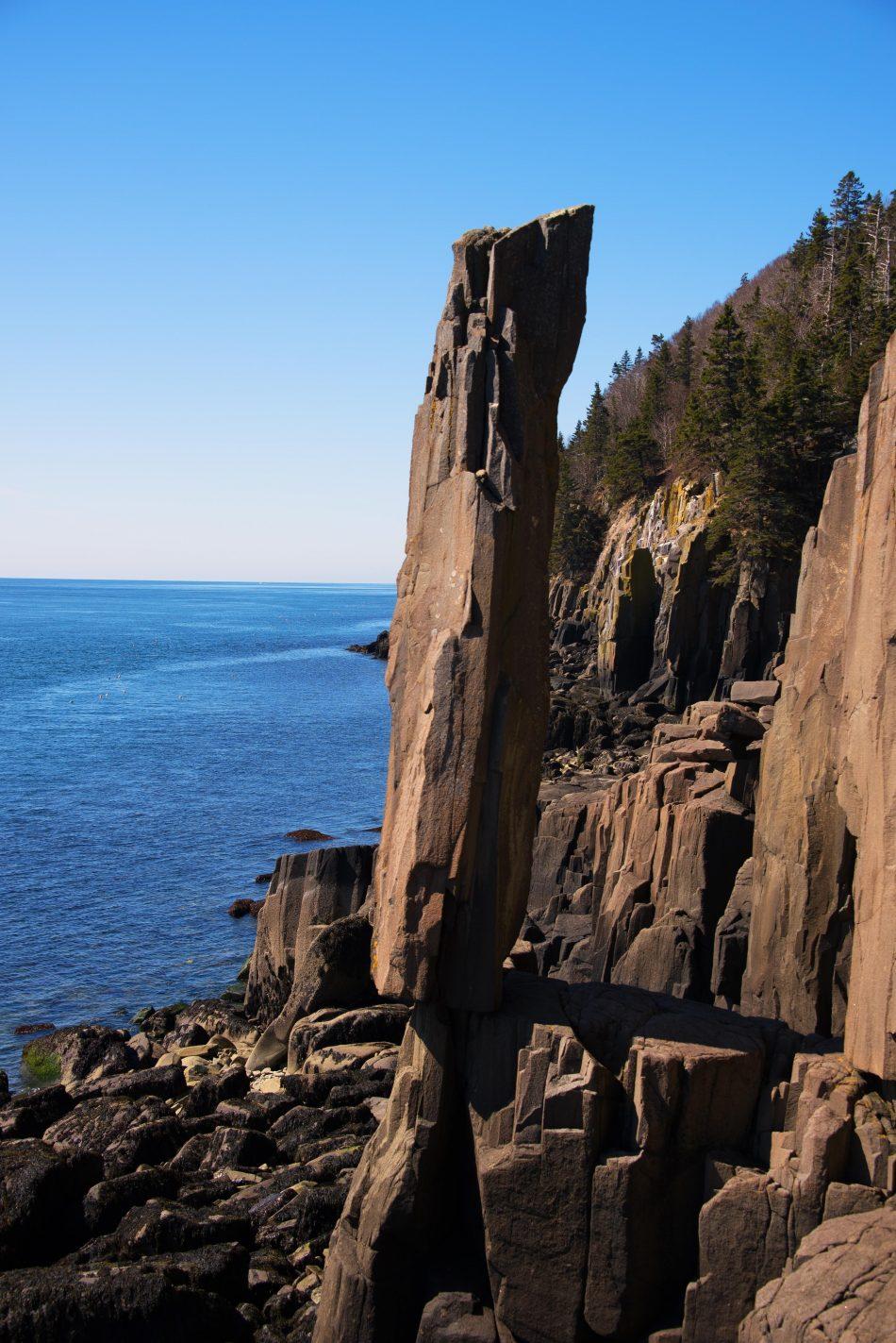 Canada 150 Balancing Rock