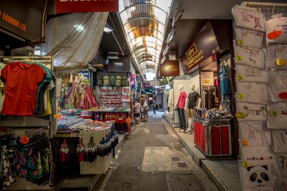 Stanley Market Hong Kong Shopping