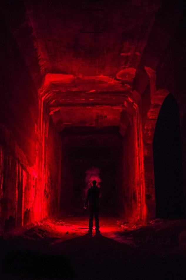 civilizations living underground