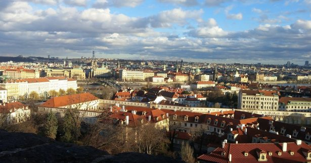 Image of Prague Neighborhoods: What's What And Where