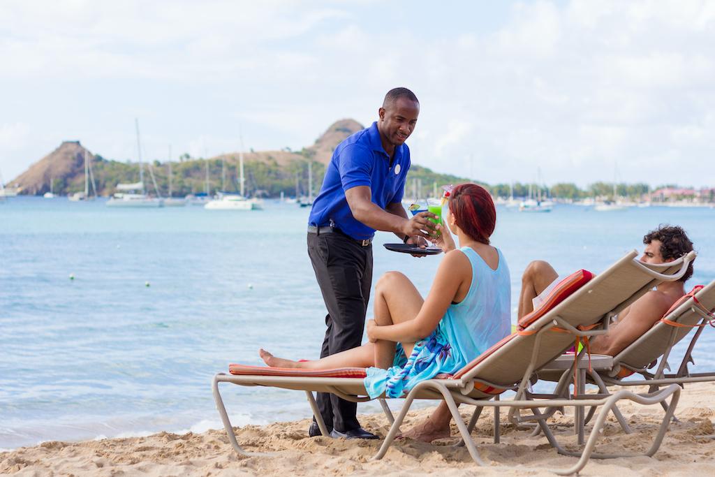 Resort Starts a Relief Fund