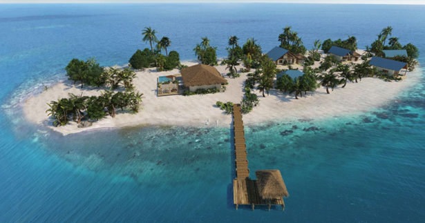 Image of Social Distance on a Private Island for only $500/night!