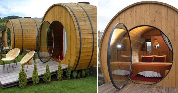 Image of The Perfect Accommodations for Wine Lovers