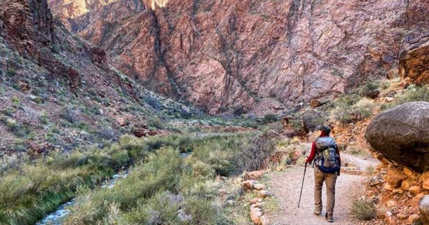Image of Hiking the Grand Canyon