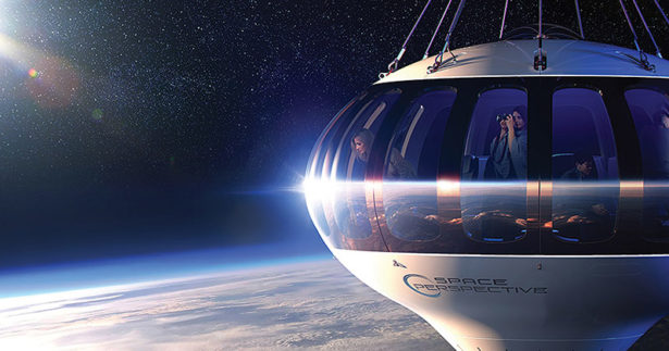 Image of Travel on Earth Has Come to a Halt. What About Space Travel?