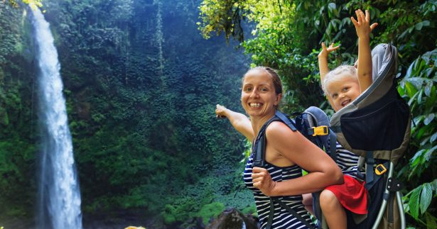 Image of This Mom And Her Kids Adventure Travel Like You'd Never Imagine