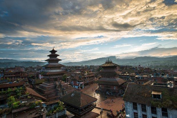 Nepal backpacking budget