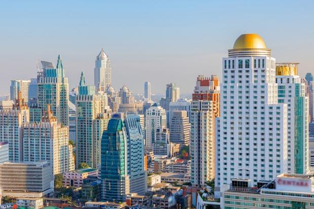 Modern Bangkok