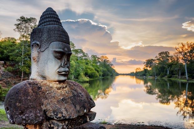 Cambodia backpacking budget