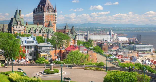 Image of Experience Historic Quebec City In Just 5 Days: The Annual New France Festival