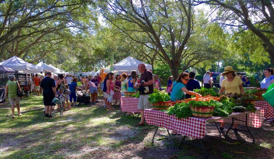 Organic Farmers Markets