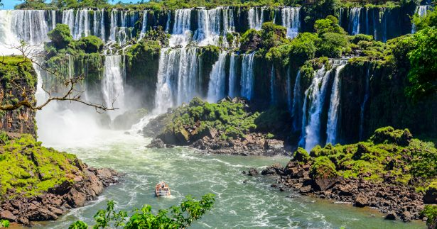Image of 5 Jaw Dropping Waterfalls In Brazil That Will Remind You Of Nature's Vastness