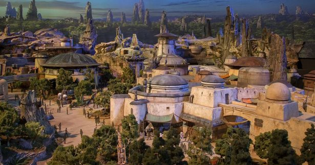 Image of First Look At Disney's Brand New Star Wars Theme Park