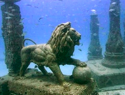 Image of 6 Dives to Captivating Ancient Underwater Ruins